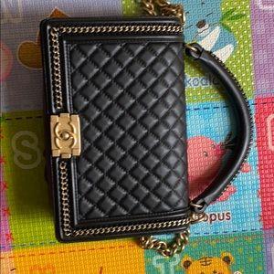 chanel leboy medium limited